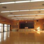 八尾市高見南小学校講堂等非構造部材補強工事