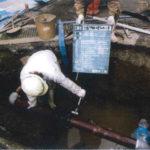 八尾市27第9号配水管工事