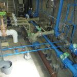 大阪府摂津正雀住宅加圧式給水設備改修工事