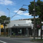 (鴻池組)青野コーポレーション・ヤナセバイエルンモーターズ八尾支店新築工事